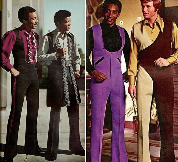 1970's men's fashion ads 7