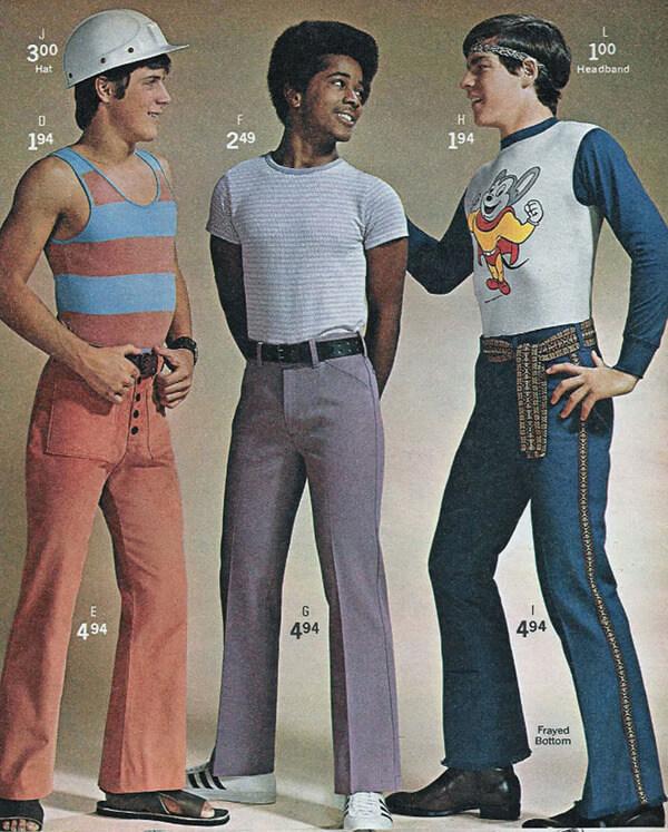 1970's men's fashion ads 33