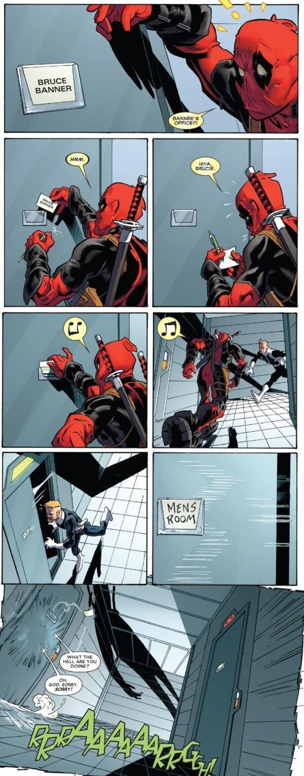 deadpool is awesome 16