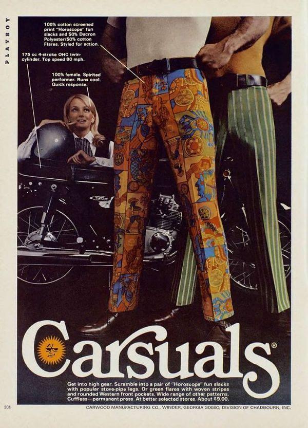 1970's men's fashion ads 32