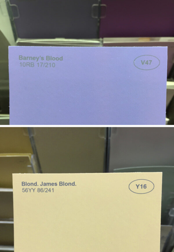 hilarious rename paint colors 2