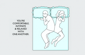 what do your sleeping positions say about you 2
