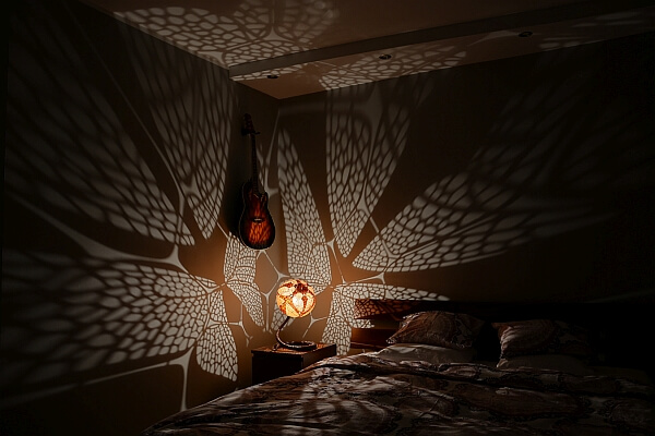 Table lamp XX Butterfly - N1 (1)
