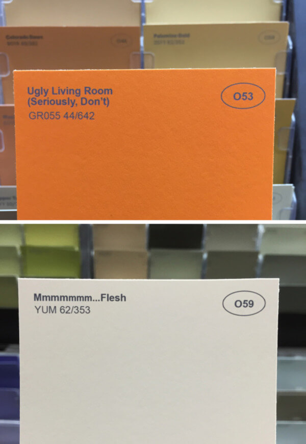 hilarious rename paint colors 6