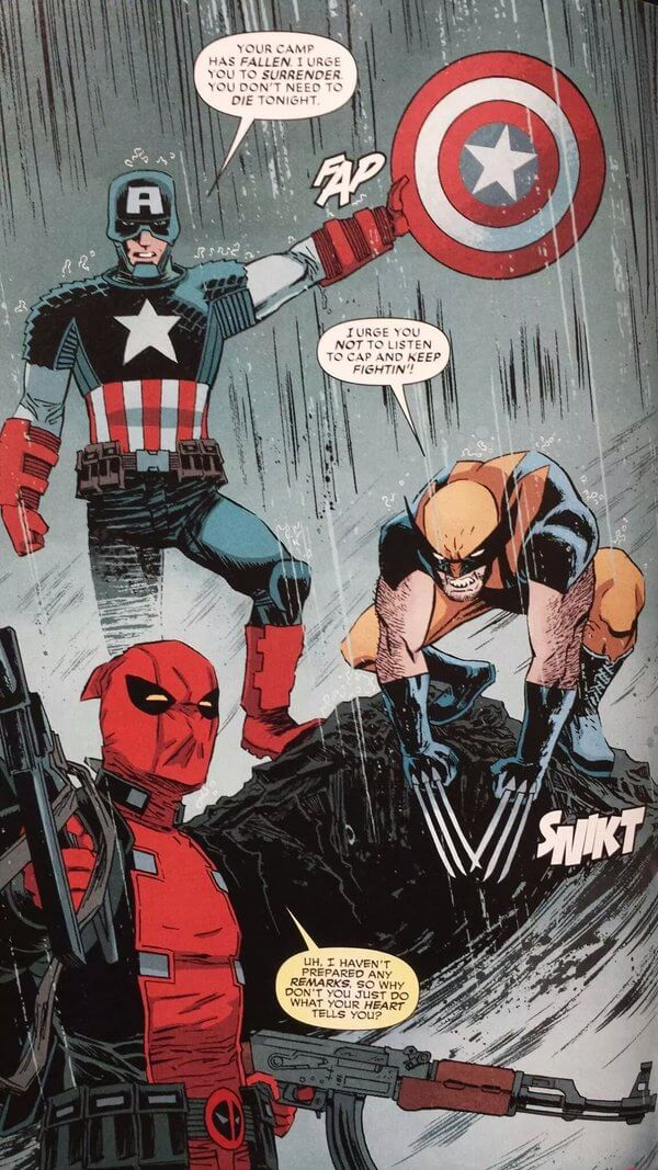 deadpool is awesome 20
