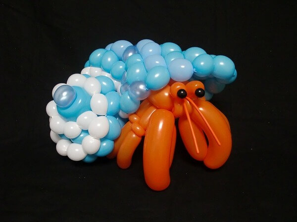 incredible balloon animals 1