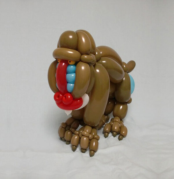 incredible balloon animals 9