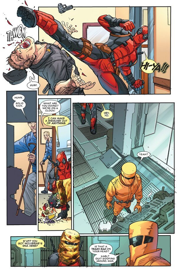deadpool is awesome 18