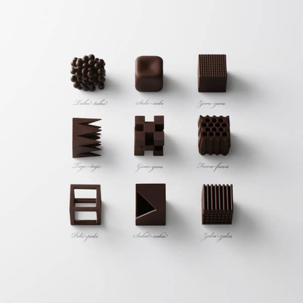 nendo chocolate series 6