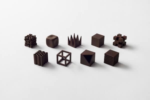 nendo chocolate series 11
