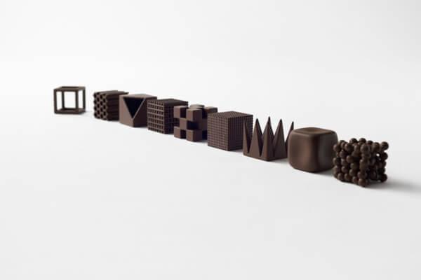 nendo chocolate series 12