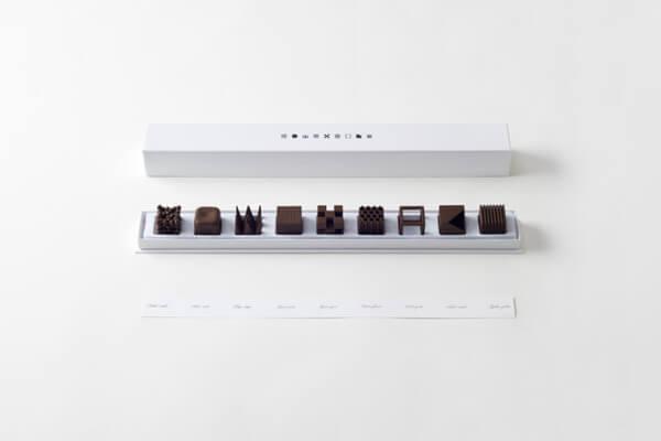 nendo chocolate series 13