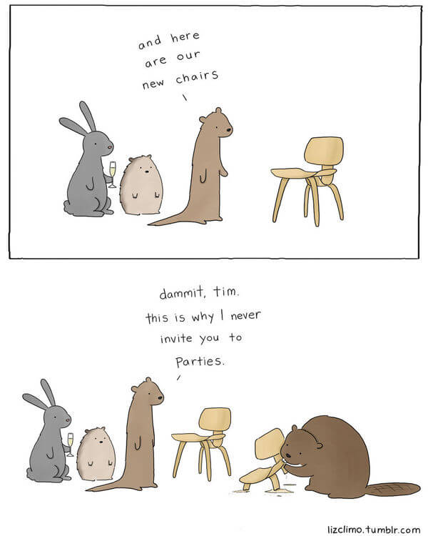 liz climo animal illustrations 11