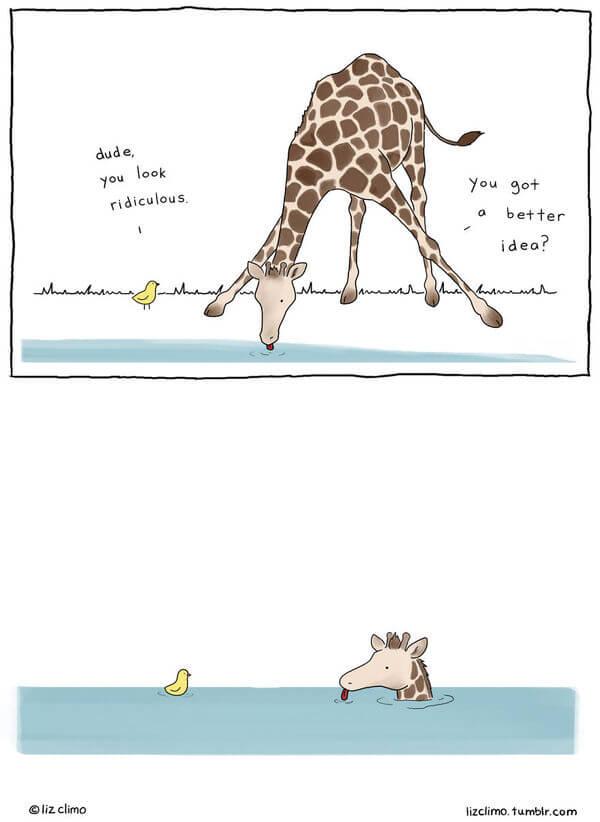 liz climo animal illustrations 12