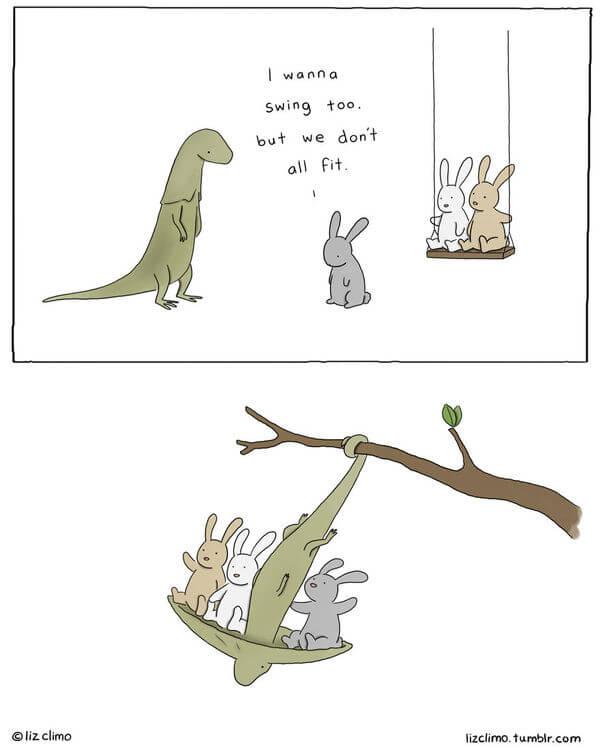 liz climo animal illustrations 13