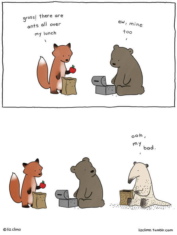 liz climo animal illustrations 8