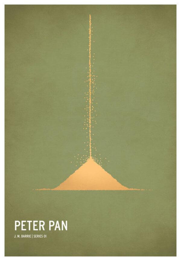 minimalist posters of disney movies 10