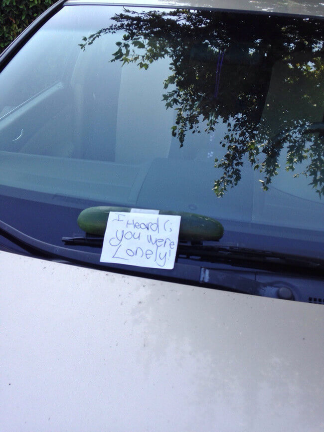 hilarious parking notes 16