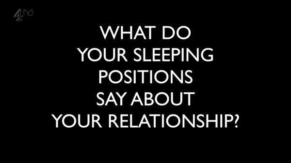 what do your sleeping positions say about you 1