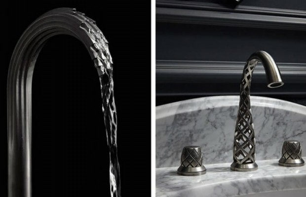 Unique Faucet Design Will Make You Rethink How Water Flows