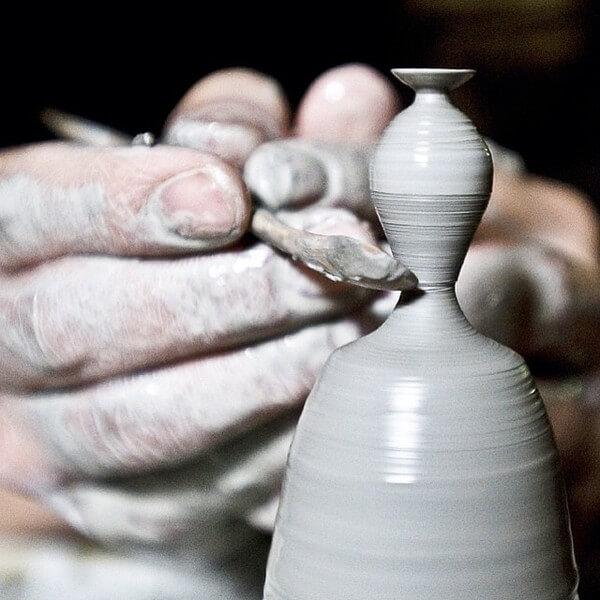 Jon Almeda pottery 2