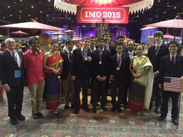 International Math Olympics for America 1