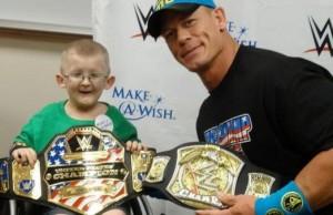 Heartwarming Thank You to John Cena 1