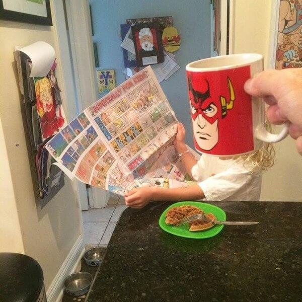Breakfast Mugshot Series 10