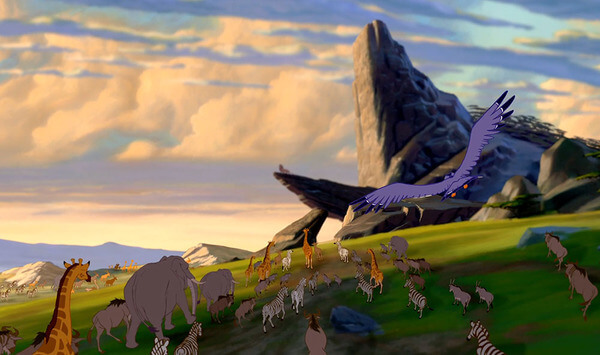 lion king movie facts 1