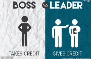the difference between a boss and a leader 1