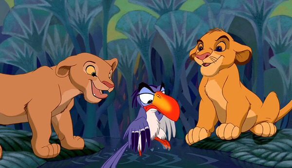 lion king movie facts 5