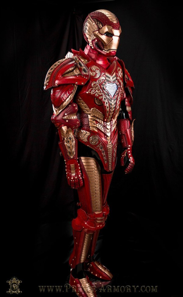 iron man prince armory 1
