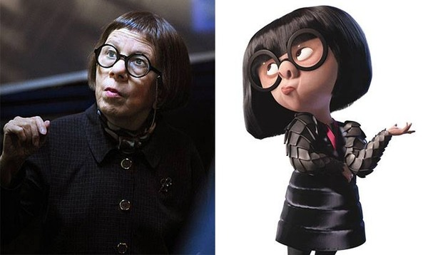 cartoon characters as real people 11