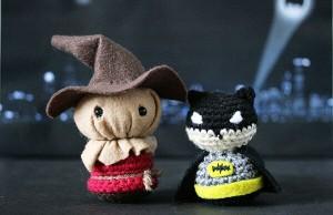 superheroes crochet 2