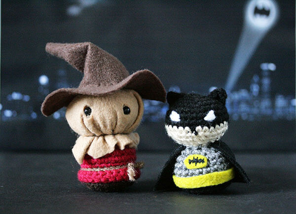 superheroes crochet 2