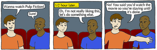 consent explained with simple comics 1