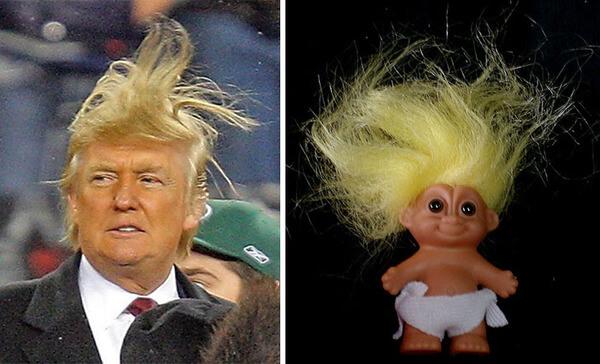 Donald trump looks like 2