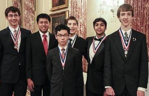 International Math Olympics for America 4