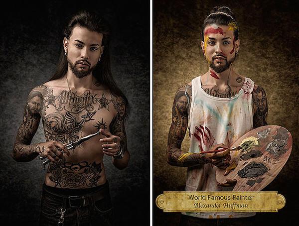 racial prejudice photo series 9