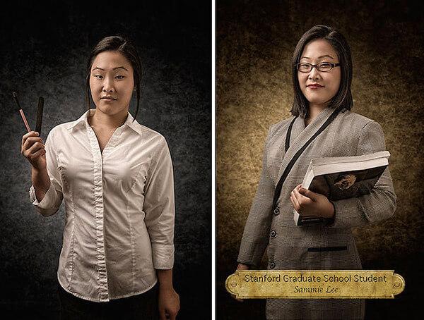 racial prejudice photo series 8
