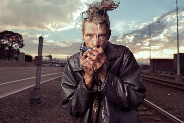 homeless people in new light 1