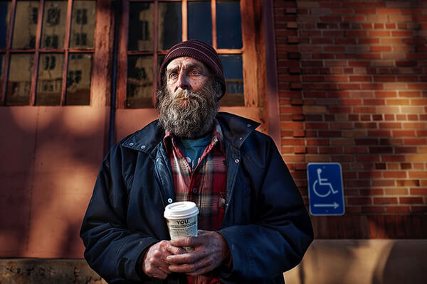 homeless people in new light 9