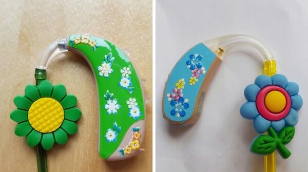 custom hearing aid 10