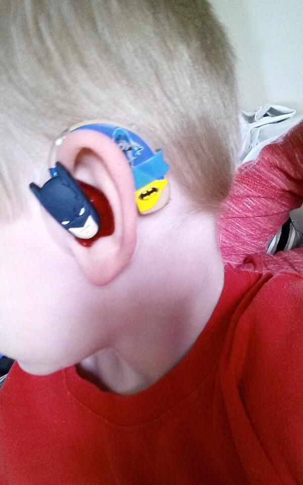 custom hearing aid 11