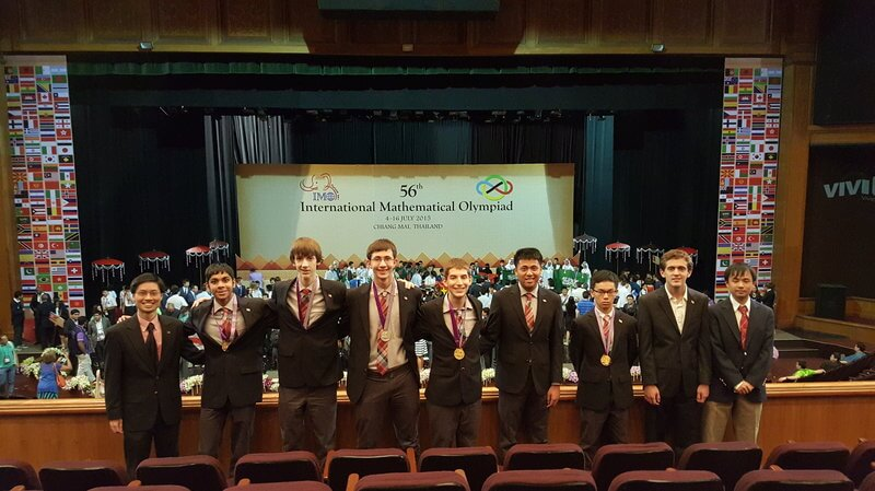 International Math Olympics for America 10