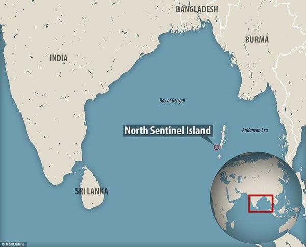 Sentinelese tribe. 22