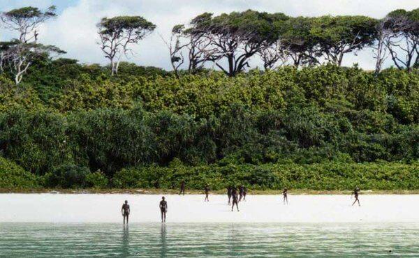 Sentinelese tribe. 26