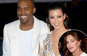 Kanye West meets Caitlyn jenner 1