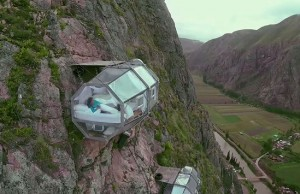 suspended pod hotel 1