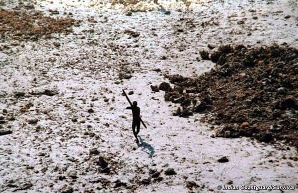 Sentinelese tribe. 24